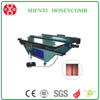 Honeycomb Paperboard V Notching Machine