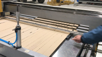 IKEA Mini Honeycomb Paperboard Cutting Machine