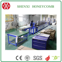 Full Automatic Paper Edge Board Protector Machine