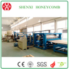 Fully Automatic High Speed Paper Honeycomb Core Making Machine