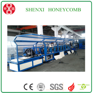Paper Edge Board Protector Machine