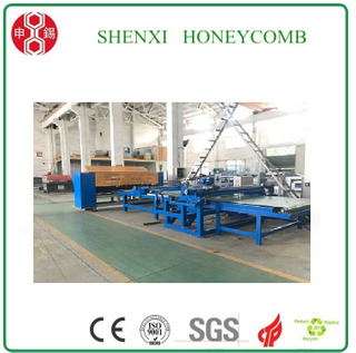 Automatic Honeycomb Cross cutting Machine