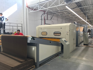 2019 Honeycomb Paper Core Making Machine