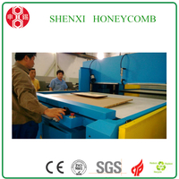 Low Cost Honeycomb Panel Die cutting Machine