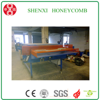 High Efficence Honeycomb Paper Core Expanding Machine