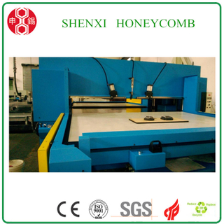 Automatic Honeycomb Panel Die Cutting Machine