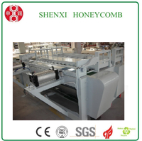 Paper Honeycomb Connecting Machine