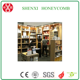 Lower Cost Honeycomb Paperboard for Furniture Use