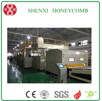 Standard High Efficiency Full Automatic Honeycomb paper Core Machine