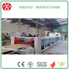 Washnable Honeycomb Paper Panel Laminating Machine with CE
