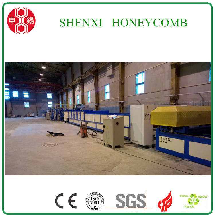 Honeycomb Paper Board laminating Machine