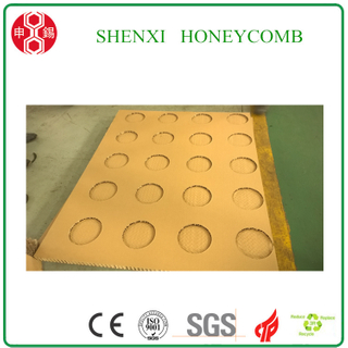 Economic Honeycomb Press Die Cutting Machine