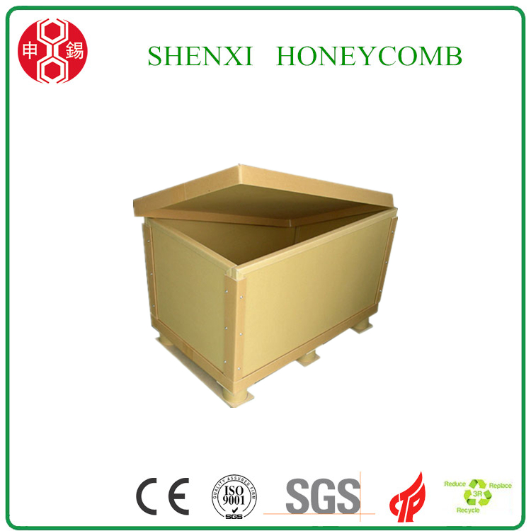 Hot Sale Paper Honeycomb Carton