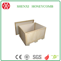 Paper Honeycomb Carton for Household Appliances packing